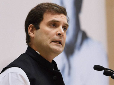 BJP asks Rahul Gandhi if he can be blamed for crimes committed by Congressmen