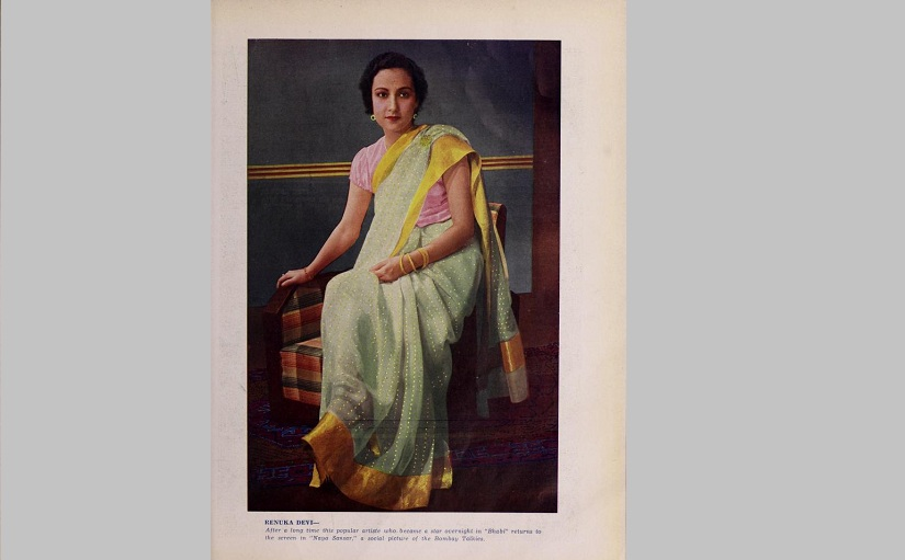 Fashionable chronicle Why Anu Moulees chronicle of vintage Indian clothing is fascinating