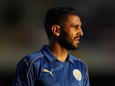 Premier League Riyad Mahrez says he could be tempted to leave Leicester City