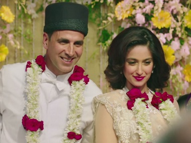 Rustom collections Akshay Kumar starrer emerges as fourth highest opening film this year