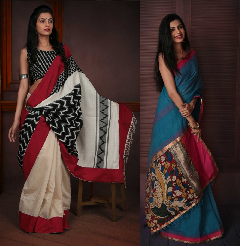 Smriti Iranis IWearHandloom campaign is the latest effort to revive Indias textile heritage