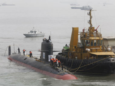 New set of leaked Scorpene documents released gives details on sonar system of submarines