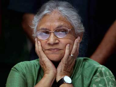 Congress high command to decide on alliance with AAP for 2019 polls says exDelhi CM Sheila Dikshit