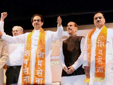 Shiv Sena wants BJP to consider talented and committed people for Governors posts