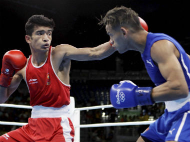 Rio Olympics 2016 Boxer Shiva Thapa bows out after loss to 2012 gold medalist Robeisy Ramirez