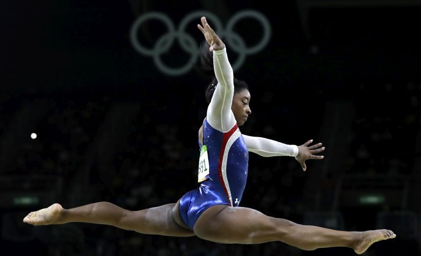 Rio Olympics 2016 The Cinderella story of Simone Biles who joins the pantheon of gymnastics