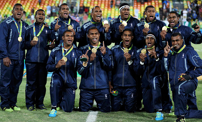 From Fiji in rugby sevens to Puerto Ricos Monica Puig 10 nations that won their 1st Olympic gold in Rio