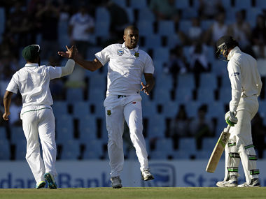 Faf du Plesis ton puts South Africa in command against New Zealand on Day 2