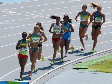 Rio Olympics 2016 Lalita Babar finishes 10th in Womens 3000m steeplechase