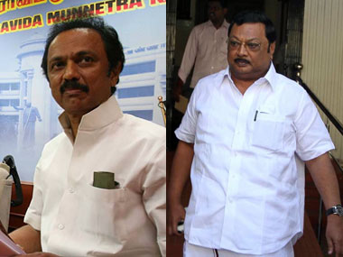 As Stalin vs Alagiri war threatens to split DMK top leaders hold emergency meet to decide on partys future
