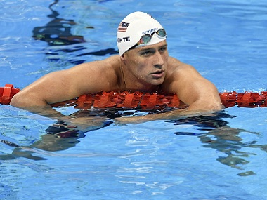 US' Ryan Lochte won one gold at the 2016 Rio Olympics. AP