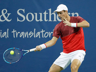 Tomas Berdych pulls out of US Open 2016 due to appendicitis