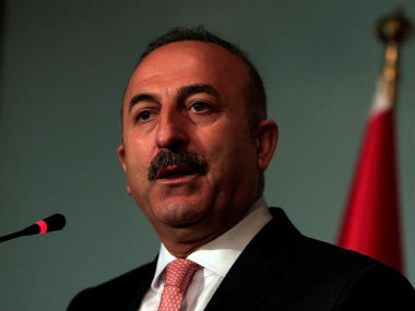 Turkish Foreign Minister 380