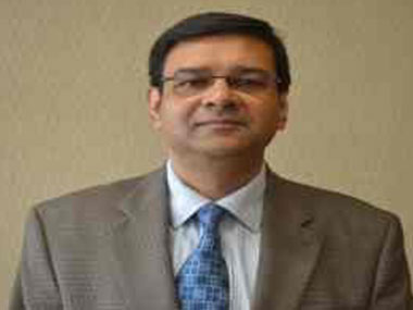 RBI Governor -designate Urjit Patel. Image courtesy from Patel's Twitter handle