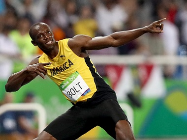 Rio Olympics 2016 Usain Bolt is the greatest athlete of his era I regret not being a fan