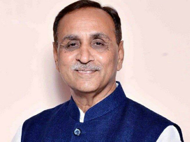 Vijay Rupani is the frontrunner for the Gujarat CM. Facebook.