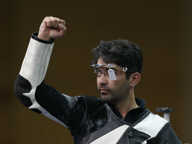 File photo of Abhinav Bindra. Reuters
