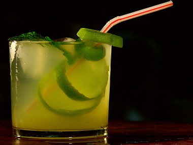 Caipirinha. Photo courtesy Robson Oliveira/Freeimages