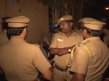 File image of Chennai police. IBNlive