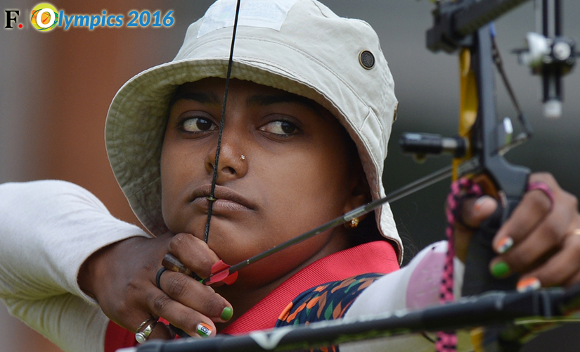 File photo of Deepika Kumari. AFP