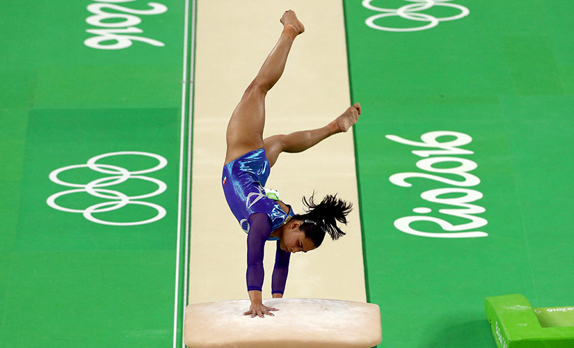 Dipa Karmakar impressed with her 4th-place finish in the vault finals.