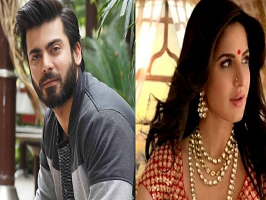 Katrina Kaif Fawad Khan in Karan Johars next production New pair alert