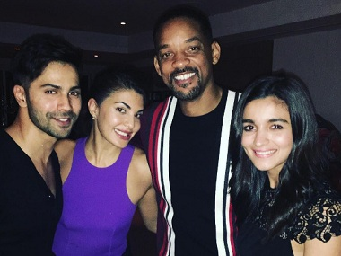Will Smith joins Akshay Kumar's celebrity studded party to try punjabi food