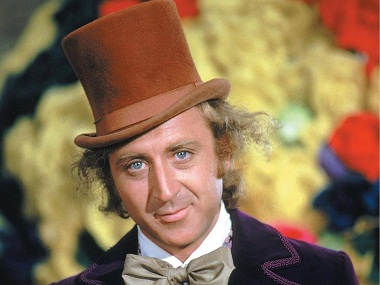 Gene Wilder as Willy Wonka. Image courtesy: Willy Wonka and the Chocolate Factory/Facebook