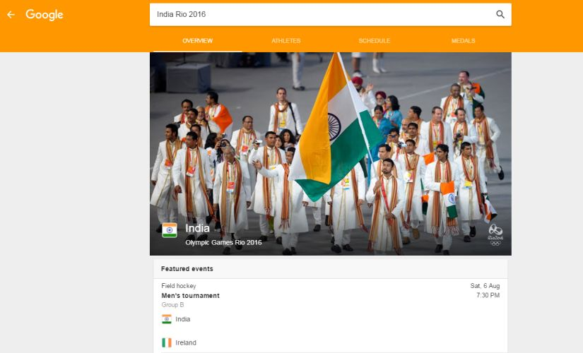 Rio Olympics 2016 schedule Heres how to keep track of events athletes and medal tally