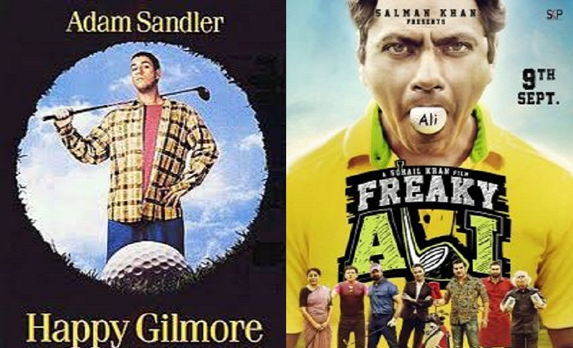 Freaky Ali is yet another Hindi film inspired by an Adam Sandler movie; here are others