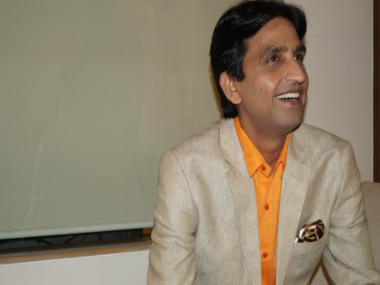 Modiled Centre is behaving like Congress AAPs Kumar Vishwas candid chat with Firstpost