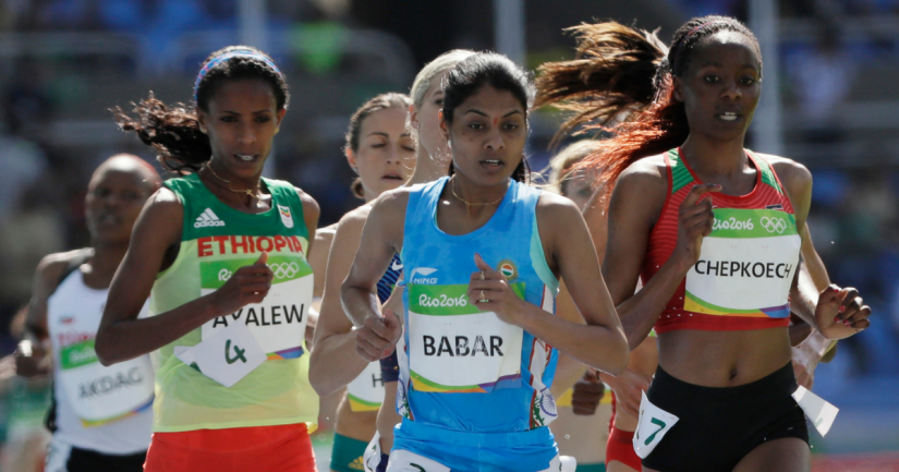Lalita Babar was the only Indian athlete to make it to the finals of a track and field event at Rio 2016.
