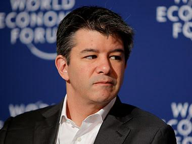 Uber sexual harassment issue Will Travis Kalanick step away temporarily