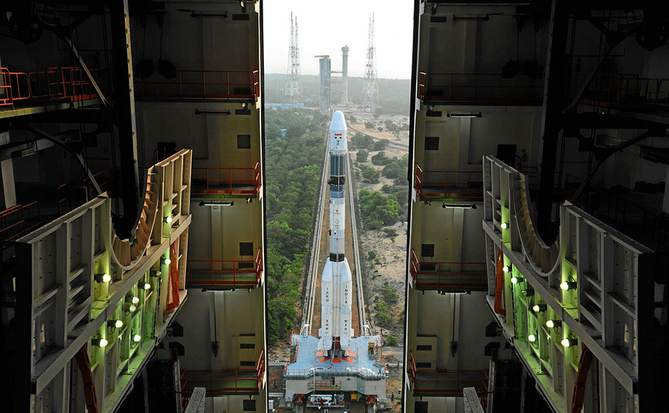 """The lift-off is scheduled to take place from the second launch pad at the spaceport of Sriharikota, about 110-km from Chennai, Isro said, adding, Thursday's launch is an advanced weather satellite that would provide a variety of """"meteorological services to the country."""""""