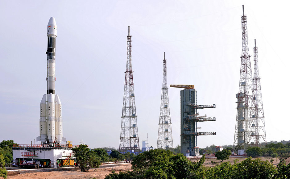 "The launch was rescheduled as there was a ""delay in cryostage filling operations"" and it was rescheduled to 4.50 pm."