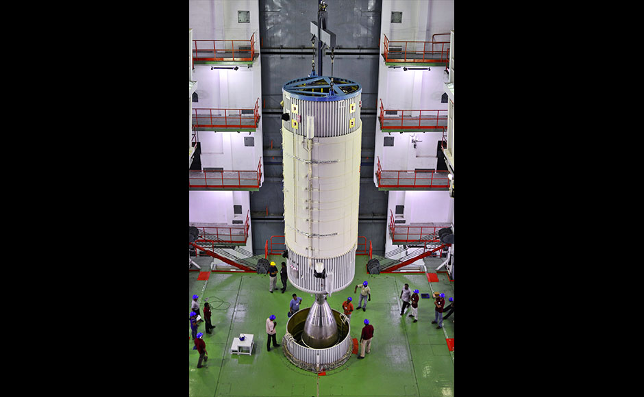 The need to develop indigenous cryogenic engines arose because these engines are necessary to put satellites in geostationary orbit and all Russia-supplied engines were already used. Isro, therefore, had to develop a material which could withstand high temperature and pressure.