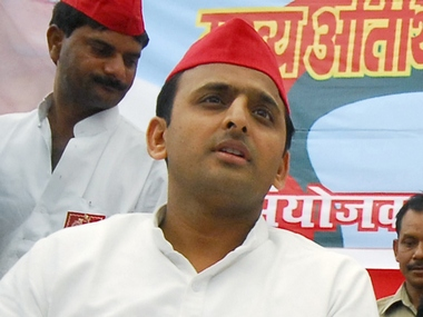File image of Uttar Pradesh chief minister Akhilesh Yadav. Reuters