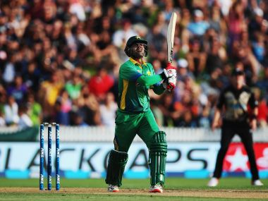 File photo of Ahmed Shehzad of Pakistan. Getty