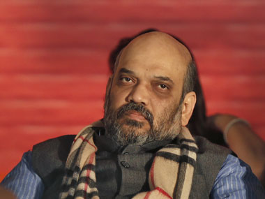 A file image of BJP National president Amit Shah. Reuters