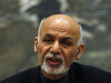 President Ashraf Ghani in New Delhi on Tuesday Review of IndiaAfghanistan bilateral relationship on cards