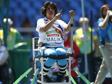 Deepa Malik became the first Indian woman to win a medal in the Paralympics. AP