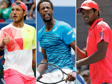 Lucas Pouille, Gael Monfils and Jo-Wilfried Tsonga are into the quarters.