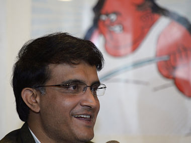 File photo of former Indian cricket captain Sourav Ganguly. AFP