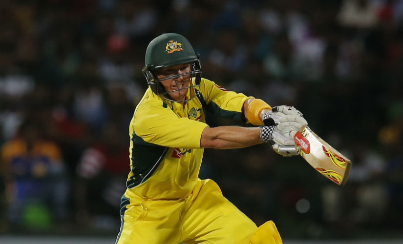 George Bailey's unbeaten 90 in the fourth game helped Australia clinch the five-match series. AP