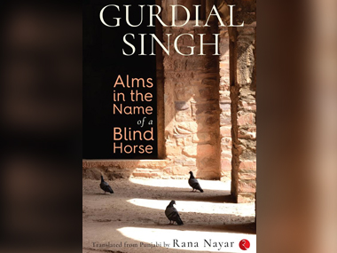 Gurdial Singh's Alms In The Name of A Blind Horse