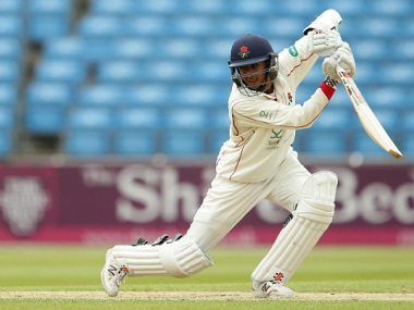 Haseeb Hameed has had a good year for Hampshire. Image courtesy: ECB