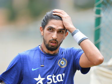 File photo of Ishant Sharma. AFP