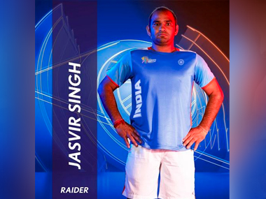 Kabaddi World Cup 2016 Jasvir Singhs aggression and experience make him Indias lethal weapon