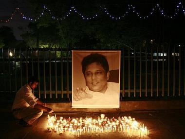 Sri Lankan journalist Lasantha Wickrematunga was shot by gunmen on January 8, 2009, and the identity of the gunmen still remains unknown. Reuters