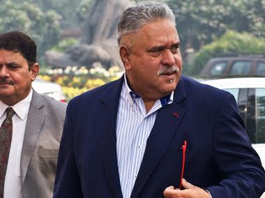 File photo of Vijay Mallya. AFP